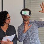 la thérapie par exposition à la réalité virtuelle
